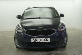 2013 Kia Carens 3 ECODYNAMICS CRDI Diesel blue Manual