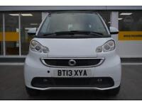 2013 13 Smart fortwo 1.0 GOOD AND BAD CREDIT CAR FINANCE AVAILABLE