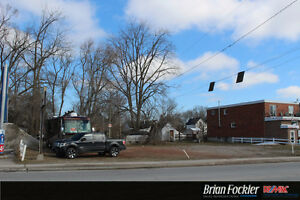 High Traffic Vacant Lots for Sale!