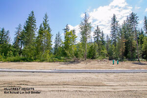 Salmon Arm - Hillcrest Heights Lot 23, 0.20 Acres