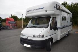 Auto Trail Scout for Sale 6 berth GH Awning Bike Rack Towbar Solar Panel