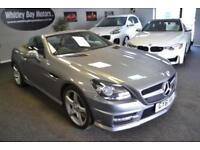 2011 Mercedes-Benz SLK 1.8 SLK200 BlueEFFICIENCY AMG Sport Edition 125