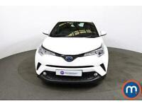 2018 Toyota C-HR 1.8 Hybrid Icon 5dr CVT [Leather] Auto Hatchback Hybrid Automat