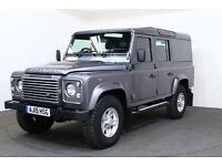 2015 Land Rover Defender 110 2.2 D XS Utility Station Wagon 5dr
