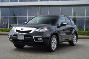 2012 Acura RDX 5 sp at