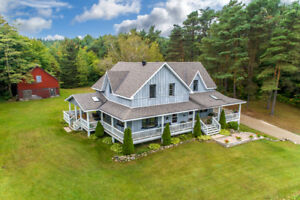 Exceptional Privacy and Picturesque Views - 124 Champlain Road