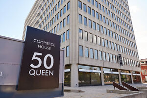 Downtown Kitchener Office Space Available at 50 Queen Street N
