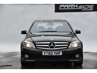 2010 Mercedes-Benz C Class 1.8 C250 BlueEFFICIENCY Sport 4dr