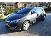 Vauxhall Astra 1.6i VVT 16v (115ps) Exclusiv Hatchback 5d 1598cc