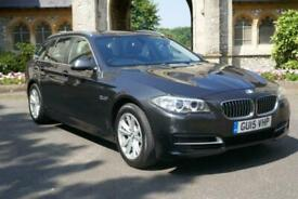 image for BMW 5 Series 2.0 518d SE Touring 5dr, 1 OWNER-FULL BMW SERVICE HIST