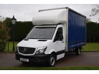 Mercedes Benz Sprinter Curtain-sider 313 cdi 130 bhp EU5