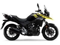 Suzuki DL 250 AL8 V STROM WITH ONLY 91 MILES FROMNEW