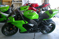 2008 ZX10R, Excellent Condition