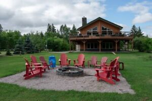 Aug 17th to Aug 29 Lac du bonnet cabin opening