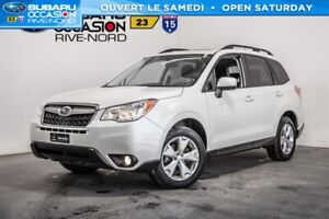 Subaru Forester Touring TOIT.PANO+MAGS+CAM.RECUL 2015
