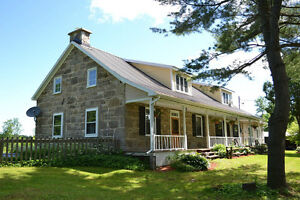 100 Acre Horse farm in Elgin with 1834 stone house West Island Greater Montréal image 4