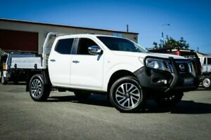 2015 Nissan Navara D23 RX White 7 Speed Sports Automatic Utility Coopers Plains Brisbane South West Preview