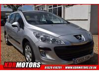 2009 Peugeot 308 Sw S 1.6 HDI (88 BHP) 5 SPEED MANUAL 129K READY TO DRIVE AWAY