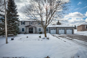 Very Rare 2 Storey Home With Huge Backyard (Almost 1 Acre)
