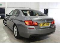 2013 BMW 5 Series 2.0 520d M Sport 4dr