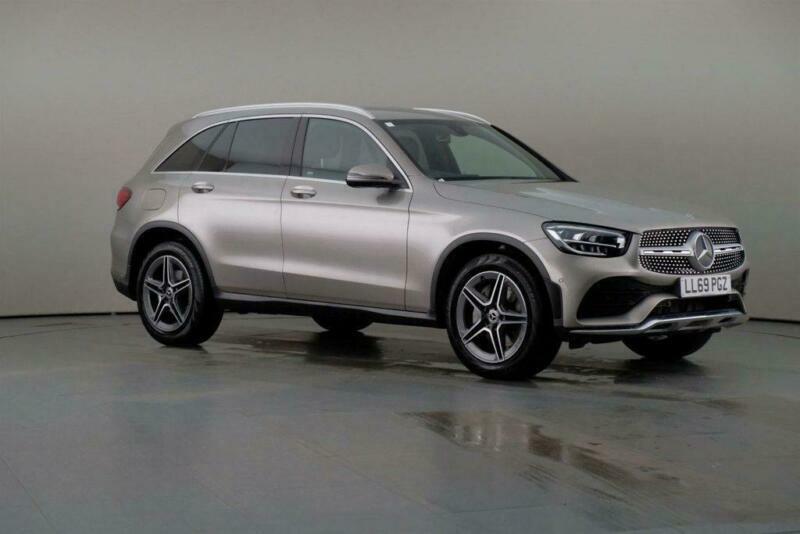 2019 Mercedes-Benz GLC-CLASS 2.0 GLC 300 4MATIC AMG LINE 5d 255 BHP Estate Petro