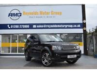 BAD CREDIT CAR FINANCE AVAILABLE 2009 59 RANGE ROVER SPORT 3.0 TDV6 HSE AUTO