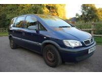 Vauxhall/Opel Zafira 1.8i 16v auto 2004MY Life