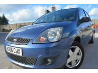 FORD FIESTA ZETEC CLIMATE 1.4 5 DOOR*FULL SERVICE HISTORY*FULL MOT*IDEAL 1ST CAR