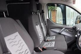 Ford Transit Custom 270 LIMITED LR P/V-REAR SEATS-BLUETOOTH