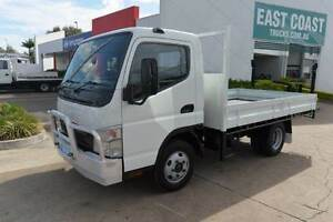 MITSUBISHI CANTER FE83 ** TRAY DROPSIDE ** #4925 Archerfield Brisbane South West Preview