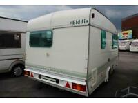 Elddis Whirlwind XL 1991 2 Berth Caravan £1,900