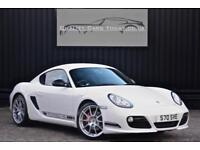 Porsche Cayman 3.4 R Manual *Carbon Seats + Sport Exhaust + Short Shifter etc