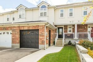IMMACULATE FREEHOLD TOWNHOUSE in HESPELER! Shows AAA+