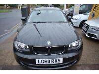 BAD CREDIT CAR FINANCE AVAILABLE 2010 60 BMW 118d SE AUTOMATIC 5 DOOR