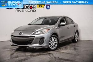 Mazda MAZDA3 GS-SKY BLUETOOTH+MAGS+SIEGES.CHAUFFANTS 2012