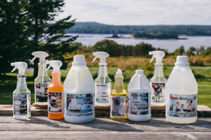 Source One's Bliss (all natural cleaning solutions)