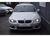 2010 BMW 3 Series 325 Coupe 3.0d 204 M Sport St6 Diesel silver Automatic