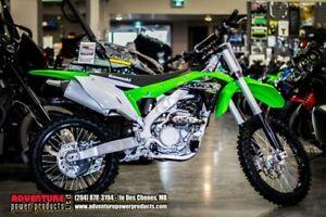 2018 Kawasaki KX 250F