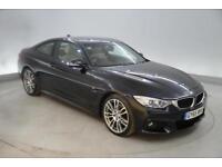 BMW 4 Series 430d M Sport 2dr Auto [Professional Media]