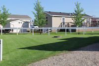 Golf Course/Lake -Oversized bare RV lot for Rent.