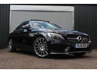 Mercedes-Benz C250 2.1d ( 201bhp ) d ( s/s ) 9G-Tronic Plus 2016.5MY AMG Line