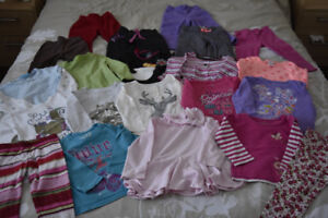 2T Graphic Tees and Pants