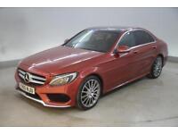 Mercedes-Benz C Class C220 BlueTEC AMG Line Premium 4dr Auto