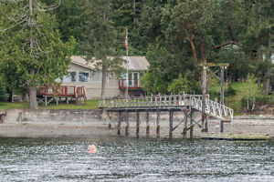Piers Is. Waterfront with Private Dock