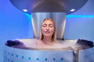 28 Cryotherapy sessions at Spa Cloud