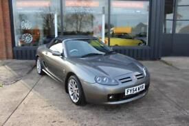 TROPHY CARS MGF MGTF SPARK,GREAT CONDITION,NEW HEADGASKET,RAC COVER