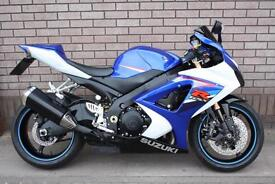 SUZUKI GSXR 1000 K7 SUPER SPORTS BIKE