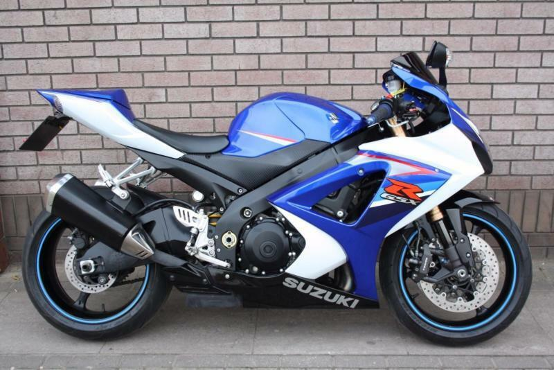 suzuki gsxr 1000 k7 super sports bike in leicester. Black Bedroom Furniture Sets. Home Design Ideas