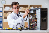 Service de technitien informatique