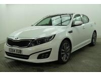 2014 Kia Optima CRDI 3 ECODYNAMICS Diesel white Manual